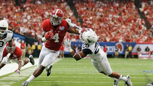 West Virginia vs. #2 Alabama - 8/30/2014 (re-air)