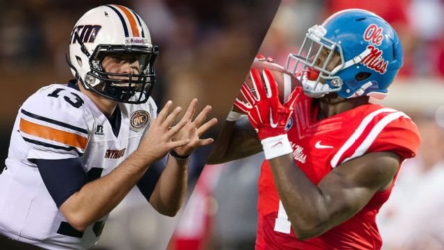 Tennessee-Martin vs. #17 Ole Miss (Football)