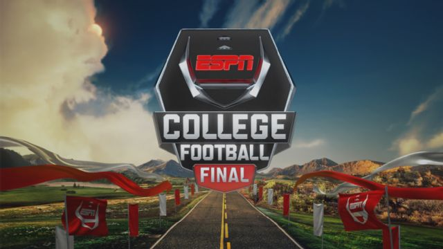 College Football Final Presented by AT&T
