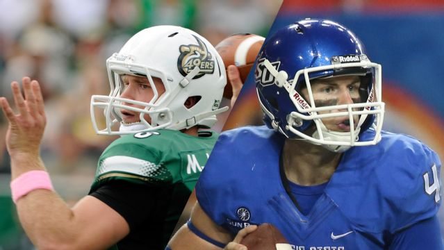 Charlotte vs. Georgia State (Football)