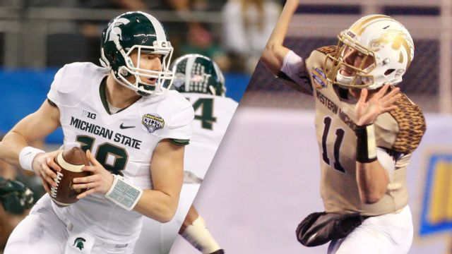 #5 Michigan State vs. Western Michigan (Football)