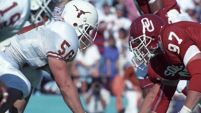 Oklahoma Sooners vs. Texas Longhorns - 10/13/1990 (re-air)