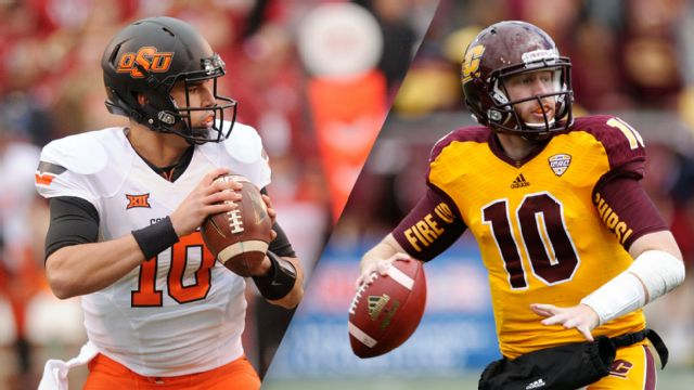 Oklahoma State vs. Central Michigan (Football)