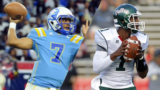 Southern vs. Mississippi Valley State (Football)