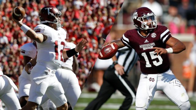 Troy vs. Mississippi State (Football)