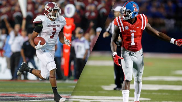 New Mexico State vs. #14 Ole Miss (Football)