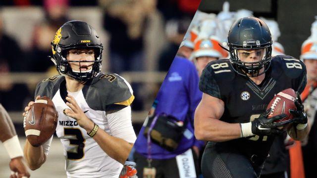 Missouri vs. Vanderbilt (Football) (re-air)
