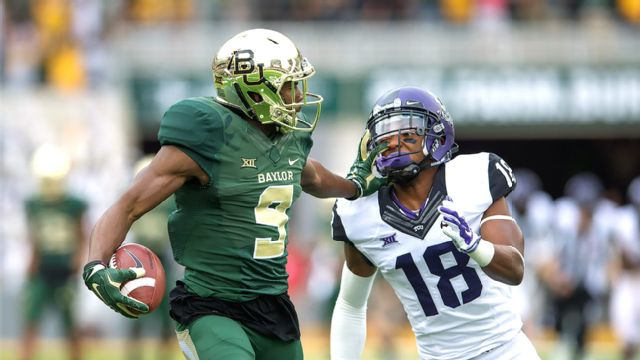 #9 TCU vs. #5 Baylor - 10/11/2014 (re-air)