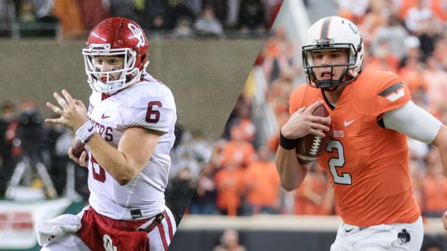 #3 Oklahoma vs. #11 Oklahoma State (Football)