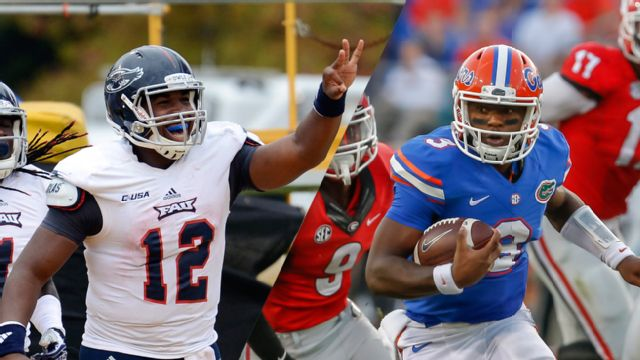 Florida Atlantic vs. #8 Florida (Football) (re-air)