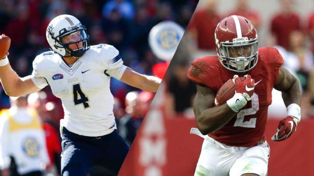 Charleston Southern vs. #2 Alabama (Football) (re-air)