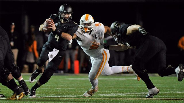 Tennessee vs. Vanderbilt - 11/29/2014 (re-air)