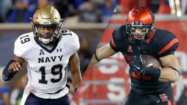 #15 Navy vs. #21 Houston (Football)