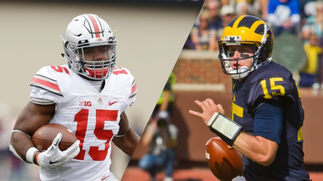 #8 Ohio State vs. #10 Michigan (Football)