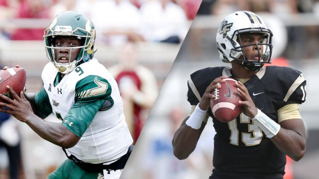 South Florida vs. UCF (Football) (re-air)