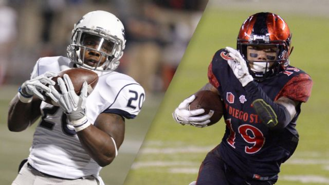 Nevada vs. San Diego State (Football)