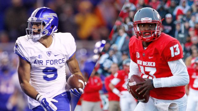 Air Force vs. New Mexico (Football)