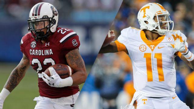 South Carolina vs. Tennessee (Football) (re-air)