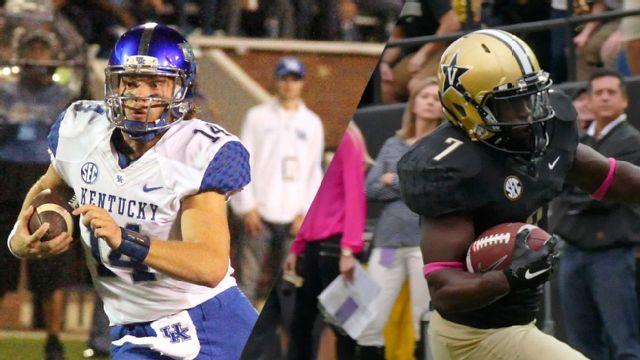 Vanderbilt vs. Kentucky (Football) (re-air)