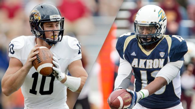 Kent State vs. Akron (Football)