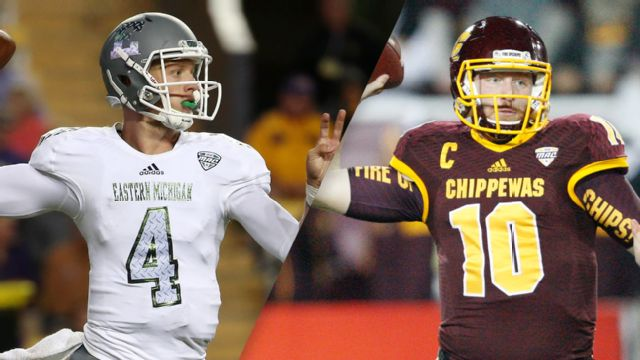 Eastern Michigan vs. Central Michigan (Football)