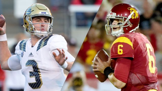 #22 UCLA vs. USC (Football)