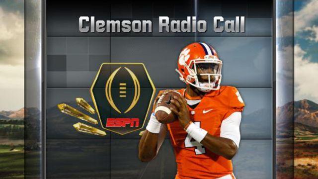 CFP Hometown Radio: Clemson