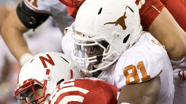 Texas Longhorns vs. Nebraska Cornhuskers - 12/5/2009 (re-air)