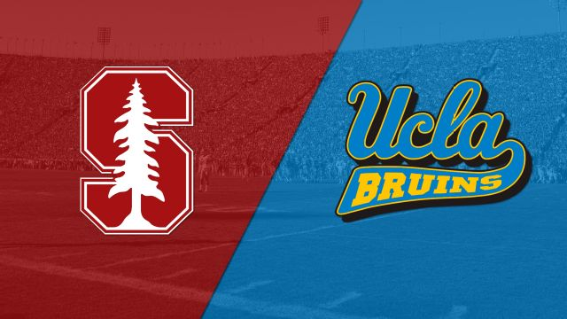 #7 Stanford vs. UCLA (Football)