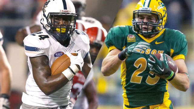 Charleston Southern vs. North Dakota State (Football)