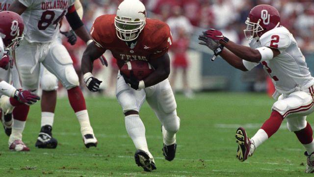 Texas Longhorns vs. Oklahoma Sooners - 10/11/1997 (re-air)