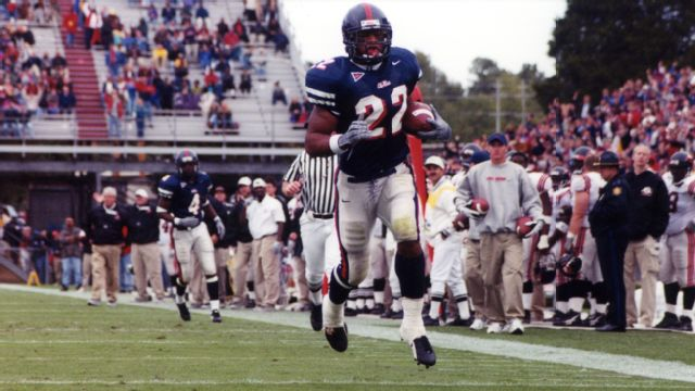 Mississippi State Bulldogs vs. Ole Miss - 11/23/2000 (re-air)