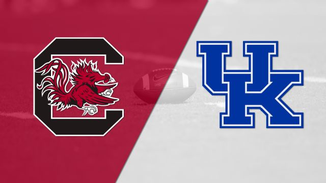 South Carolina vs. Kentucky (Football)
