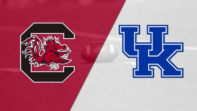 South Carolina vs. Kentucky (Football) (re-air)