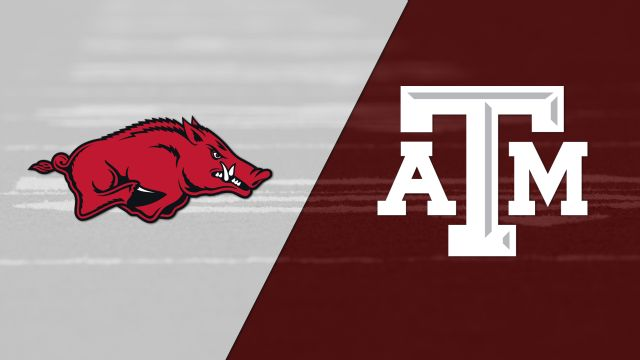 #17 Arkansas vs. #10 Texas A&M (Football)
