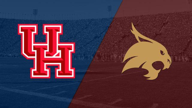 #6 Houston vs. Texas State (Football)