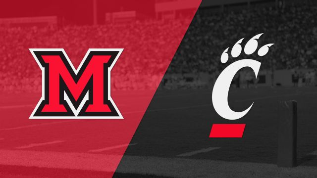 Miami (Ohio) vs. Cincinnati (Football)
