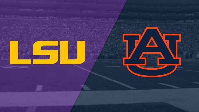 #18 LSU vs. Auburn (Football)