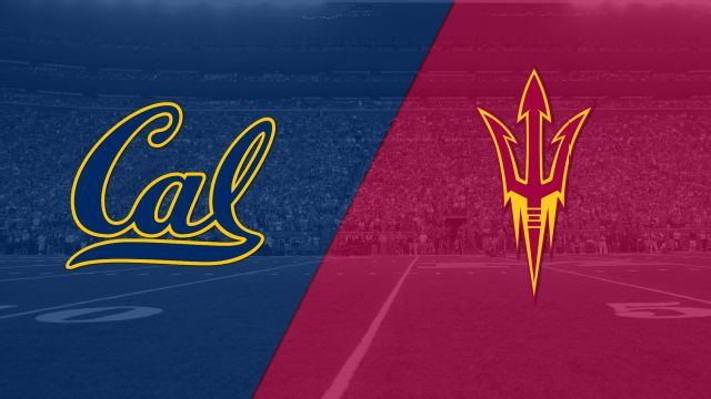 California vs. Arizona State (Football)