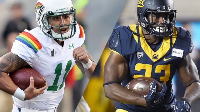 Hawaii vs. California (Football)
