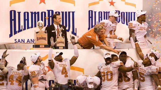 #18 Texas vs. Iowa - 12/30/2006 (re-air)
