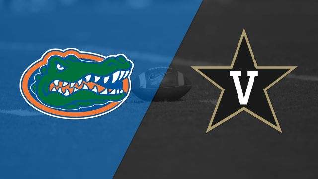 #23 Florida vs. Vanderbilt (Football)