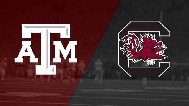 #9 Texas A&M vs. South Carolina (Football)