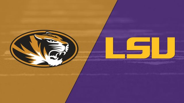 Missouri vs. LSU (Football)