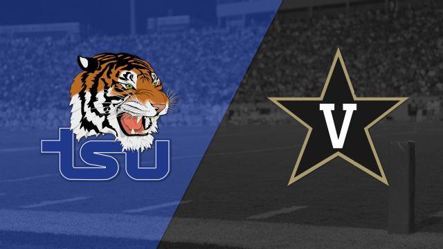 Tennessee State vs. Vanderbilt (Football) (re-air)