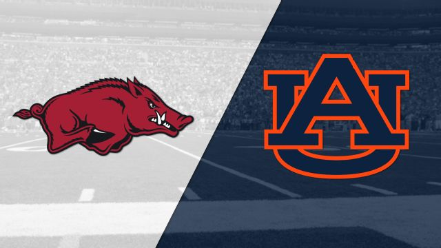 #17 Arkansas vs. #21 Auburn (Football)