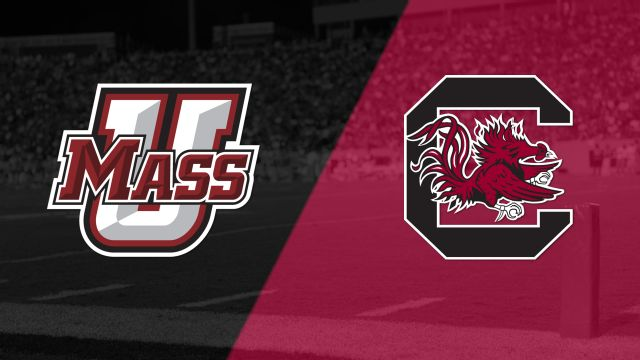 Massachusetts vs. South Carolina (Football) (re-air)