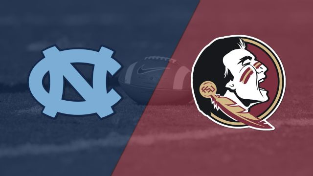 North Carolina vs. #12 Florida State (Football)