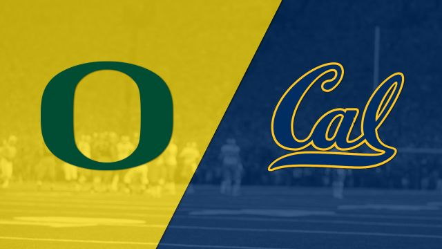 Oregon vs. California (Football)