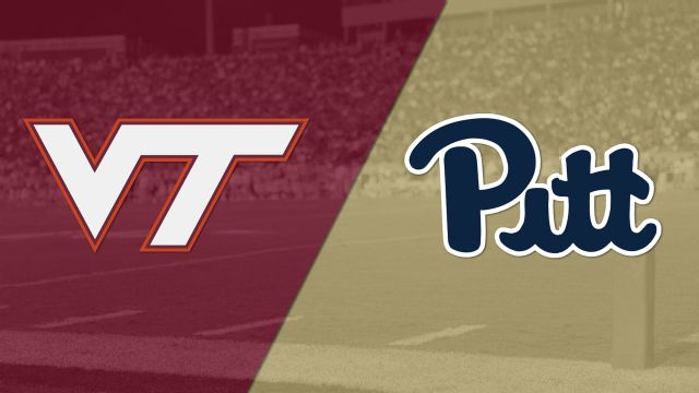 #25 Virginia Tech vs. Pittsburgh (Football)